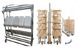 Cage Drying Rack