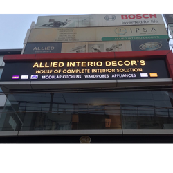 Acrylic ACP Signage Board