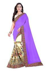 Riva 103 Georgette Saree