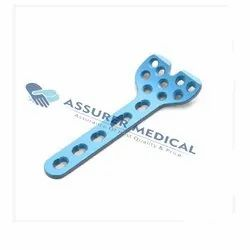 Volar Distal Radius Locking Plate 9 Head Holes