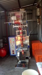 Dal Spices Granules Packing Machine