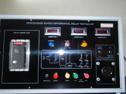 Percentage Biased Differential Relay Testing Kit