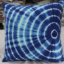 Shibori Tie N Dye Cushion Cover