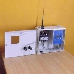 Aluminium Single Phase Mobile Motor Starter, Voltage: 240v