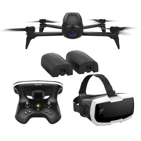 drone camera thermique