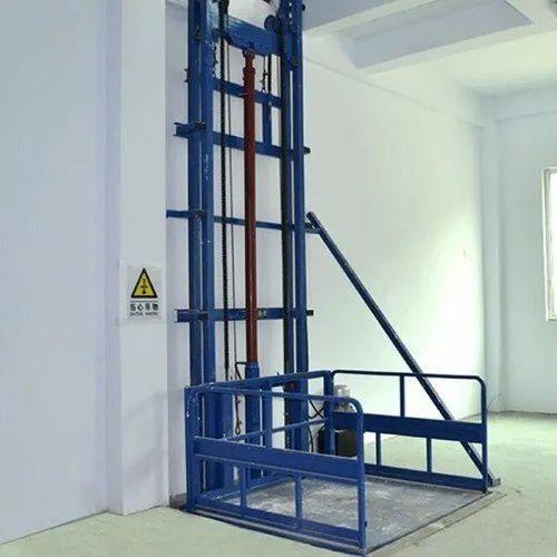 Warehouse Cargo Lift