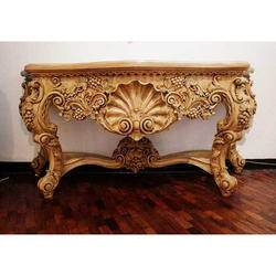 Wooden Decorative Table
