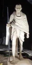 Mahatma Gandhi Gunmetal Statue