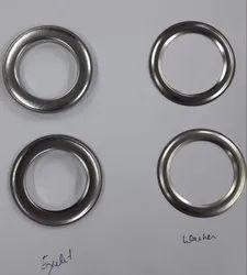 Titanium Enterprises M S Curtains Eyelet, Size: 40mm