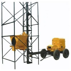 Channel Type Tower Hoist