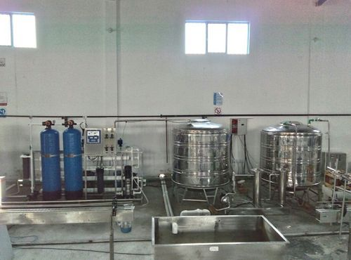 Mineral Water ISI Project