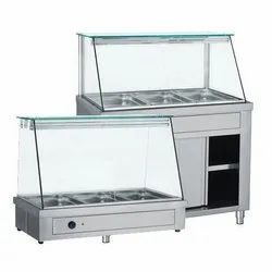Stainless Steel Cold Bain Marie