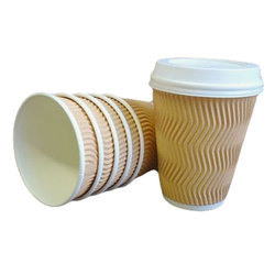 Hot Paper Cup, Packet Size (pieces): 50 Pieces