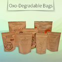 Oxo-Degradable Bags  Organic Product Packaging