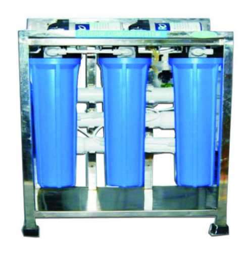100 LPH Water Purifier Plant
