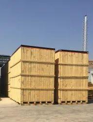 Heavy Duty Pinewood Box for Shipping, Box Capacity: 201-400 Kg