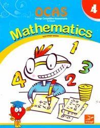 OCAS Mathamatics Testprep Book Class-4
