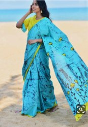 Casual Multicolor Handloom Saree