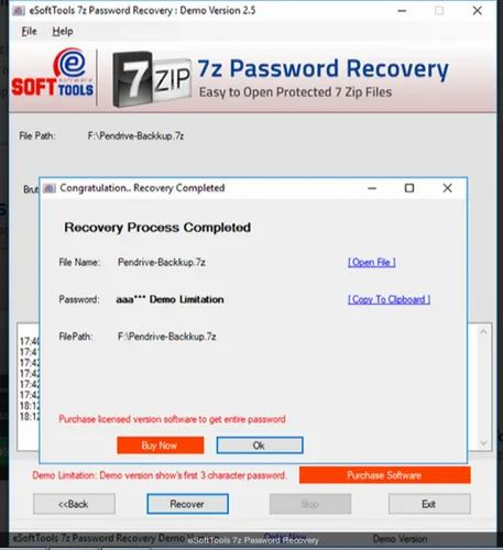 ESoftTools 7z Password Recovery in New Delhi, ESoftTools