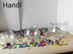 Handi Glass Vase