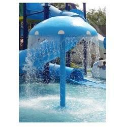 Water Park Umbrella 8 Feet Dia