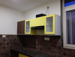 Aluminum Modular Kitchen