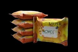 Musk Wet Tissues