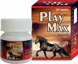 Playmax herbal capsule