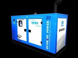 100 kVA Tata Diesel Generator
