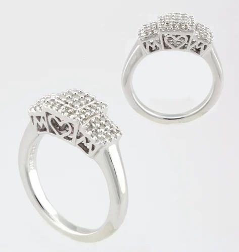 925 Sun Silver Ring