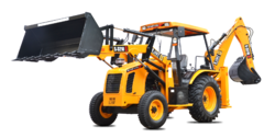 SEC-RJMT Standard Bucket Backhoe Loader