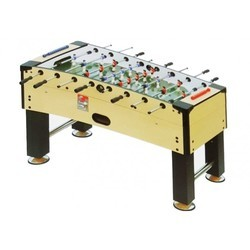 KD Yellow Full Size Foosball Soccer Table