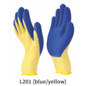 Cut Level 2 Cut Protection Gloves Crinkled Latex Coated Gloves (Safe-Grip)