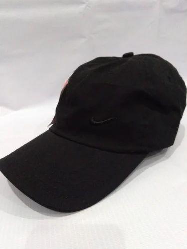 8e17a81bb149 Nike Logo Cap Black