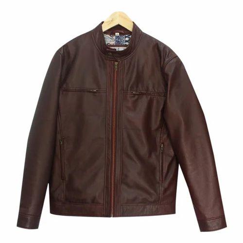 Mens Leather Jacket At Rs 3900 Piece Khirki New Delhi Id