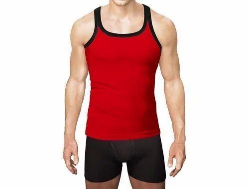 5323bd322b3fcb Men s Cotton Gym Vest at Rs 40  piece