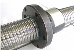 Hi-Tech Silver Color Ball Screws, Packaging Type: Box