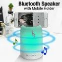 Pen Stand Bluetooth Speaker 5w With Mobile Holder