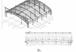Stairs Fabrication Shop Drawing Services