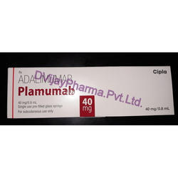 Plamumab 40 Mg Injection