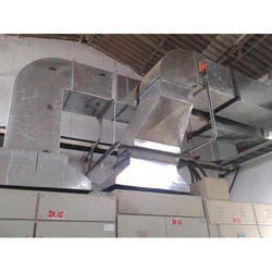 Exhaust Ducts System, Usage: Industrial Use, Office Use