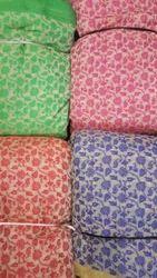 44 Inch Printed Chanderi Fabric