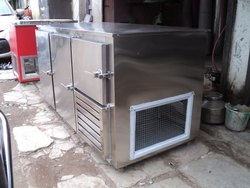 Kore SS Deep Freezer, Upto 240v