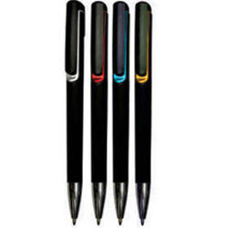 Black Box Metal Clip Ball Pen, Model: Plastic