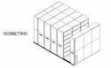 BIG 5400 Files Storage Capacity Mobile Compactor