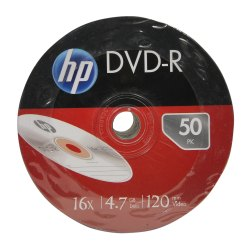 HP DVD, Memory Size: 4.7GB