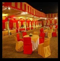 Anniversary Tent Decoration Services