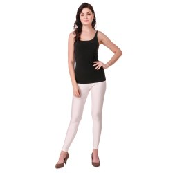 Round Off Satin Spandex Dyeable Legging 100%, Size: XL and XXL