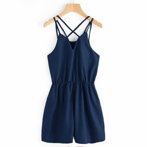 limited style get new professional Ladies Short Jumpsuit