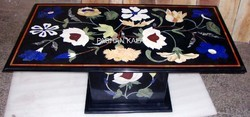 Inlay Marble Coffee Table Tops